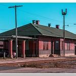 2018 Iron Mountain Railroad Depot