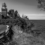 2019 A few random pictures from around Michigan converted to Grayscale