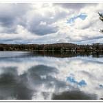 2021 Cloudy Day @ Dayhuff Lake North of Cadillac, Michigan
