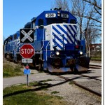 2021 Great Lakes Central Railroad from Cadillac, MI.  to Traverse City, MI.