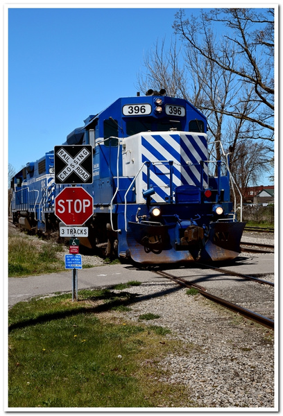 2021 Great Lakes Central Railroad from Cadillac, MI.  to...