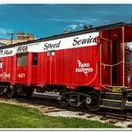 2021 NKP #757 Steam Locomotive on Display at the NKP Railroad Museum in Bellevue, Ohio