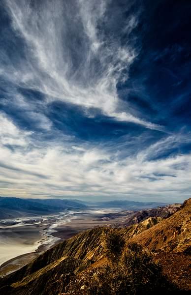 Dante's View vertical