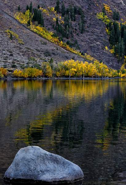 Convict Lake Reflections (1 of 1)