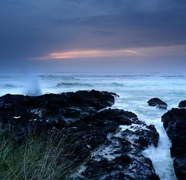 Sunset At Neptune