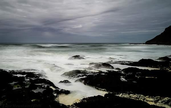 Surf At Cape Perpetua