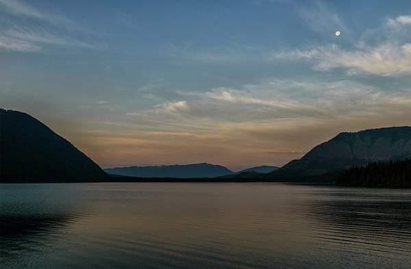McDonald Lake Dawn
