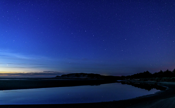 Big Dipper At Siltcoos Outlet by jgpittenger