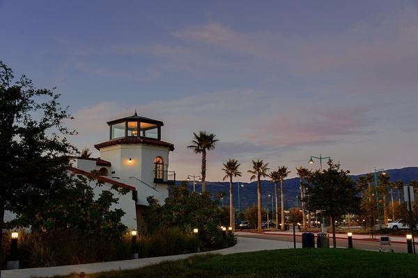 Santa Barbara Airport Sunset (1 of 1) by jgpittenger