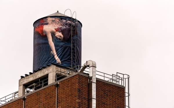 NYC-Water-Tower-Graffiti