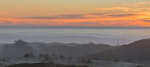 Foggy-Baker-Beach-Sunset-