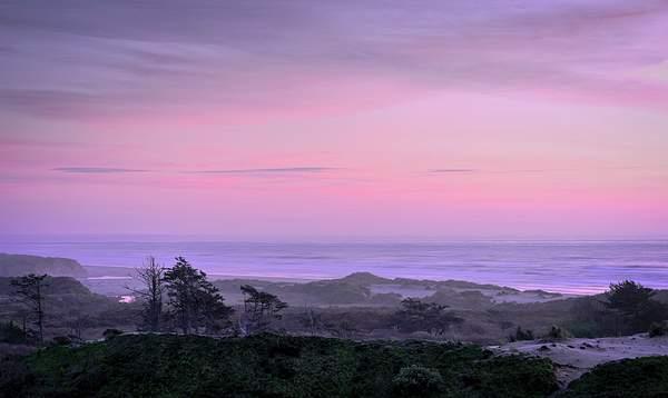 Baker Beach Sunset HDR