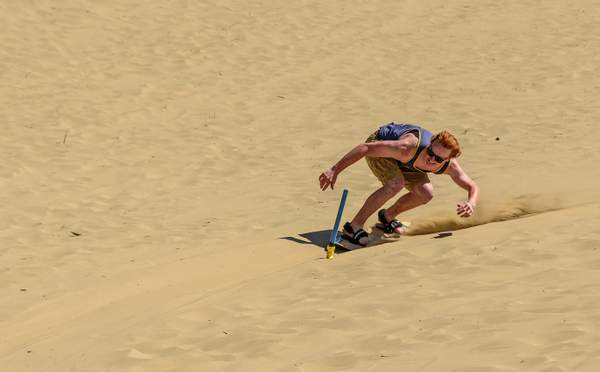 Sand Board Competition 1