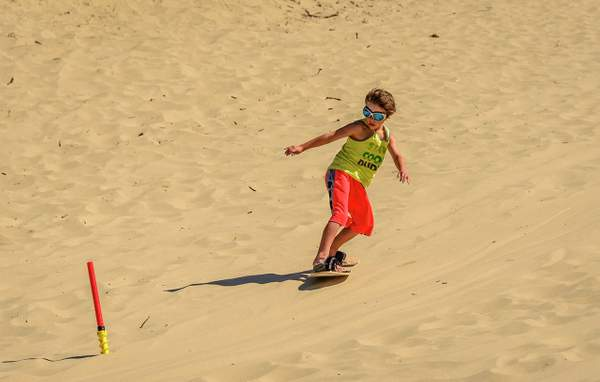 Sand Board Competition 5