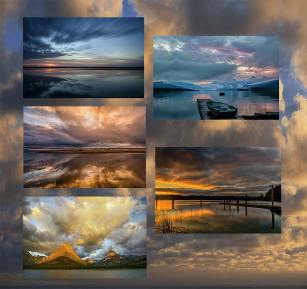 Sky Collage