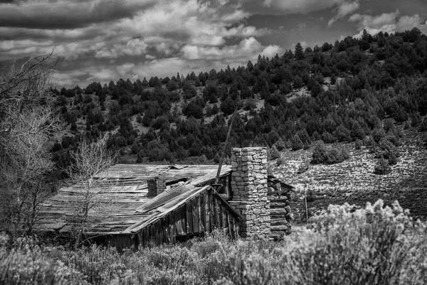 Abandoned Home for Textureb and w (1 of 1)