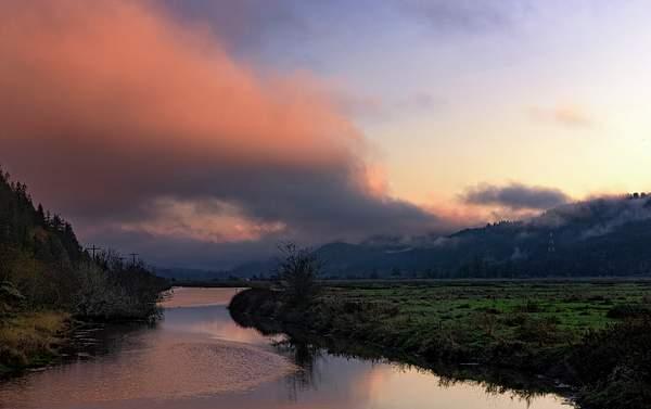 November Waite Ranch Sunrise