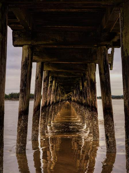 Under the WInchester Bay Pierof 1)