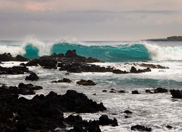 Big Wave Coming Into Manini (1 of 1)