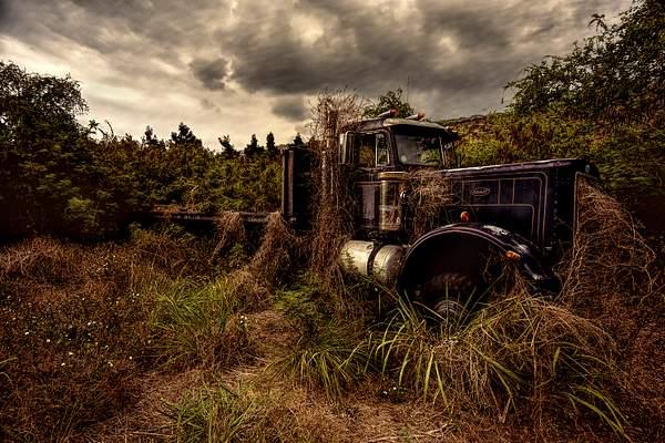 Grunged Truck