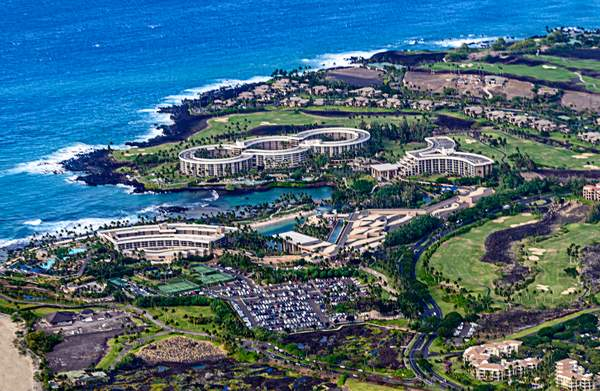 Kona from Above