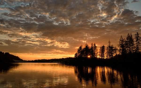 Sun Star At Sunset On Cleowax 1 of 1)