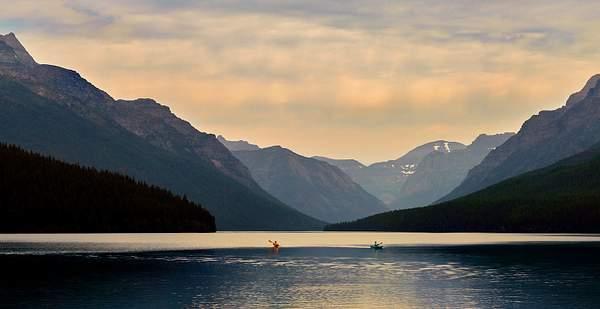 Bowman Lake Kayaks Remake topaz color corrected(1 of 1)