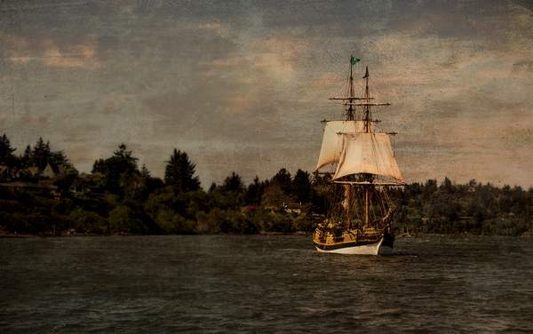 Tall Ship for Textures