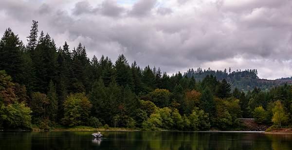 Fall Fishing At Quartsville Creek 1 of 1)