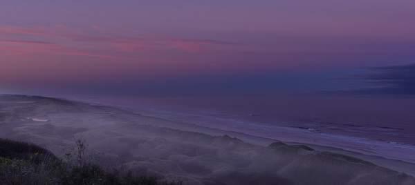 Hazy Dawn Looking South