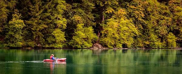 Kayaking At Quartsville Creek
