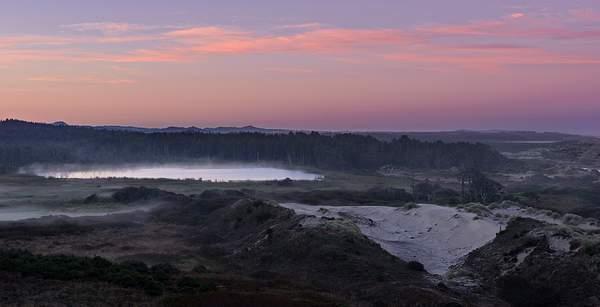 Lily Lake Misty Dawn
