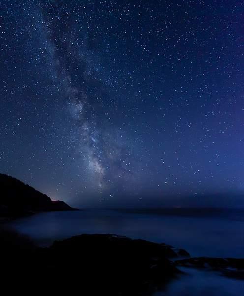 Vertical Milky Way Pano