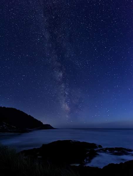 Milky Way At Neptune