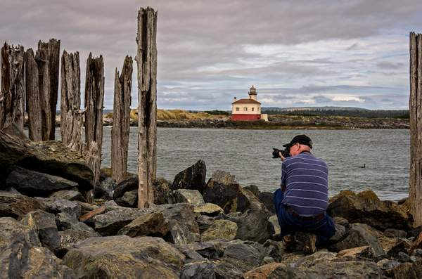 Ross and the Lighthouse