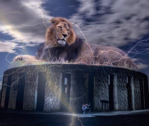 King of the Beasts' Dreams