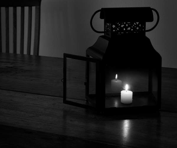 Candle Lantern for B and W copy