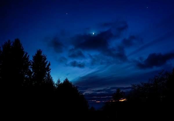 Twilight Venus