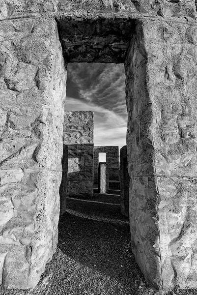 Looking_Through_An_Arch_At_Stonehenge