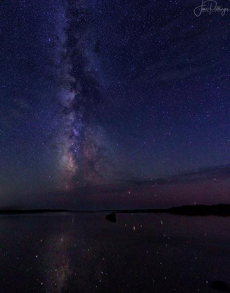 Milky Way Vertical Pano
