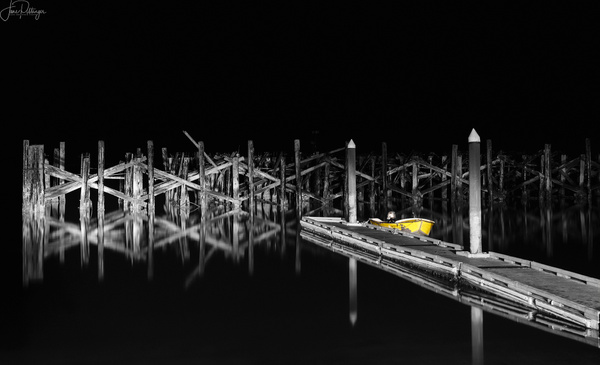 I_m_Going_to_Ride_in_My_Yellow_Boat by jgpittenger