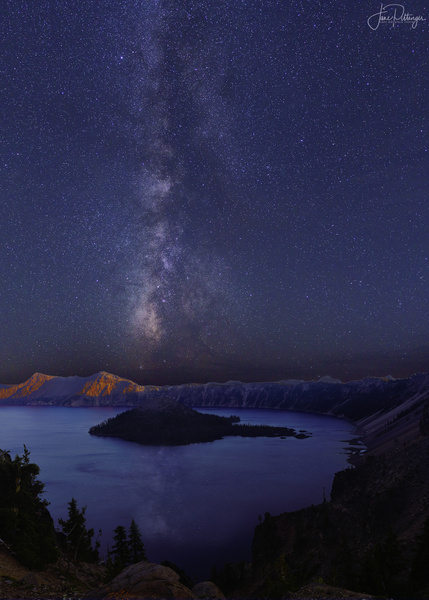 Crater Lake Reedit