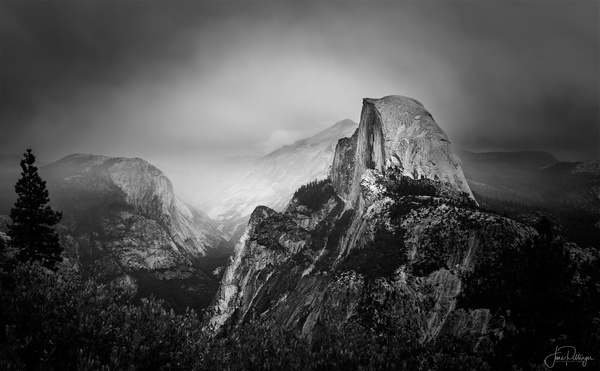 Stormy Morning On Glacier Point 2020edit
