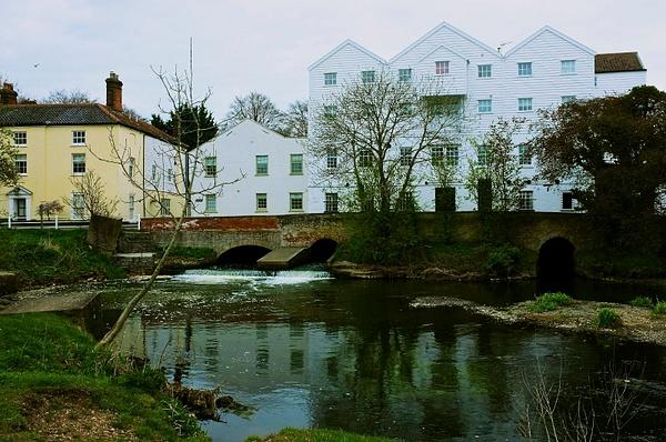The mill in Lammas by DavidNunnerley