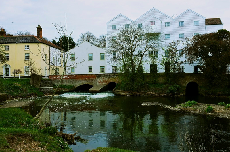 The mill in Lammas