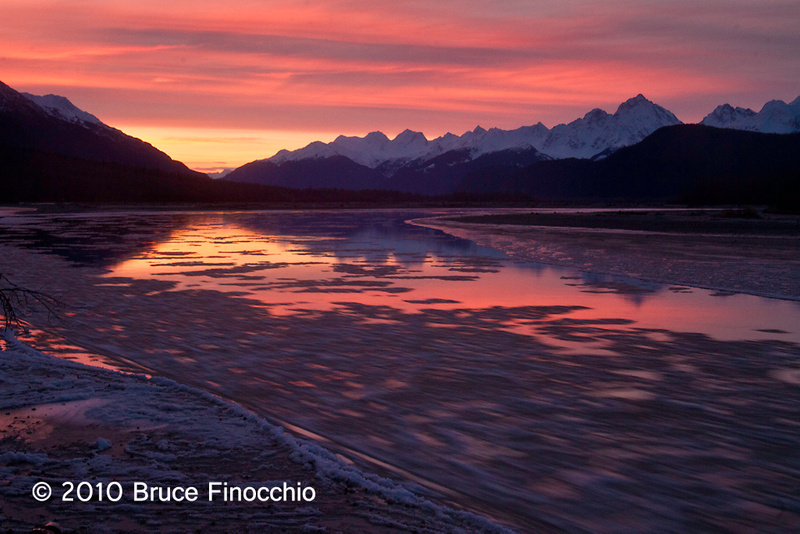 More Reflections On The Chilkat River
