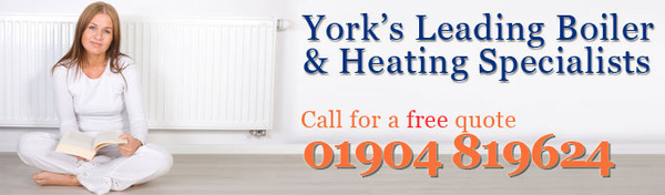 Gas Installer in York by KeithEvans