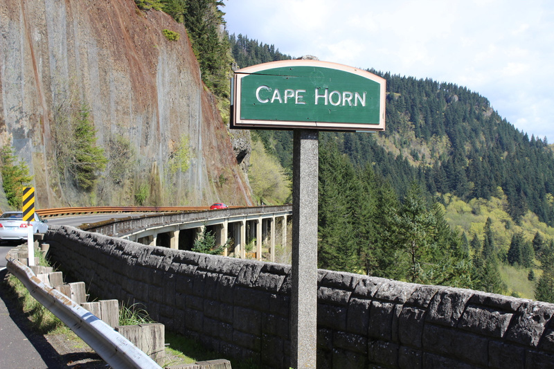 172-Cape Horn on the Columbia River WA