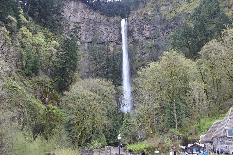 221Multnomah Falls Oregon