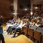 FTE 2013 - predavanje Petre Gajžler, Mestni kino Domžale